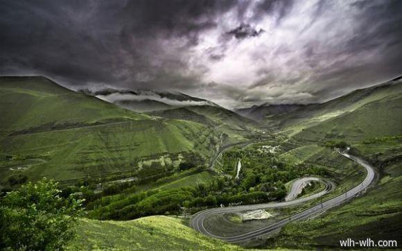 The Beauty Of Nature In China جمال الطبيعة فى الصين Iran Travel Beautiful Roads Scenery