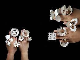 """Résultat de recherche d'images pour """"paper ring"""""""