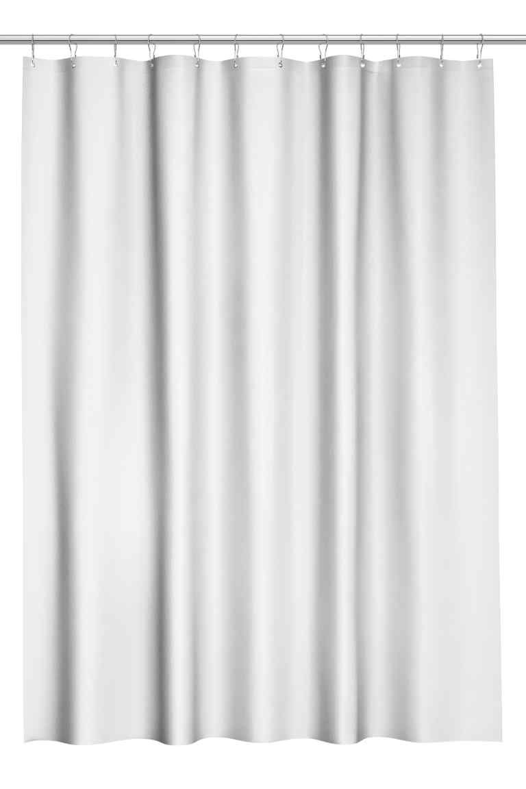 Shower curtain curtain lights and lights