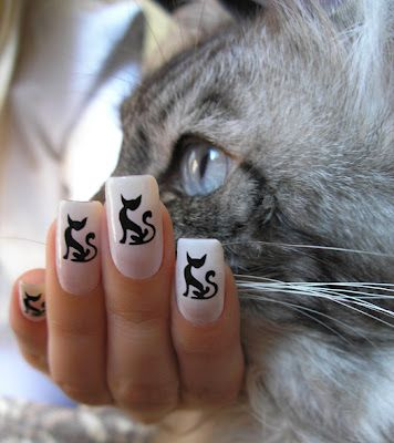 BNails Cute Stencil Designs for Nailart.