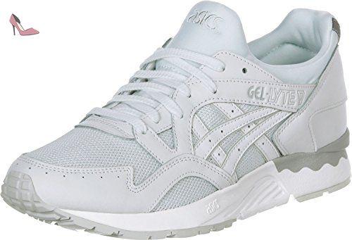 Asics - Gel Lyte III Platinum- Sneakers Homme Blaue Mirage - US 7 - EUR 40 - CM 25.2 1sDHl5MvS