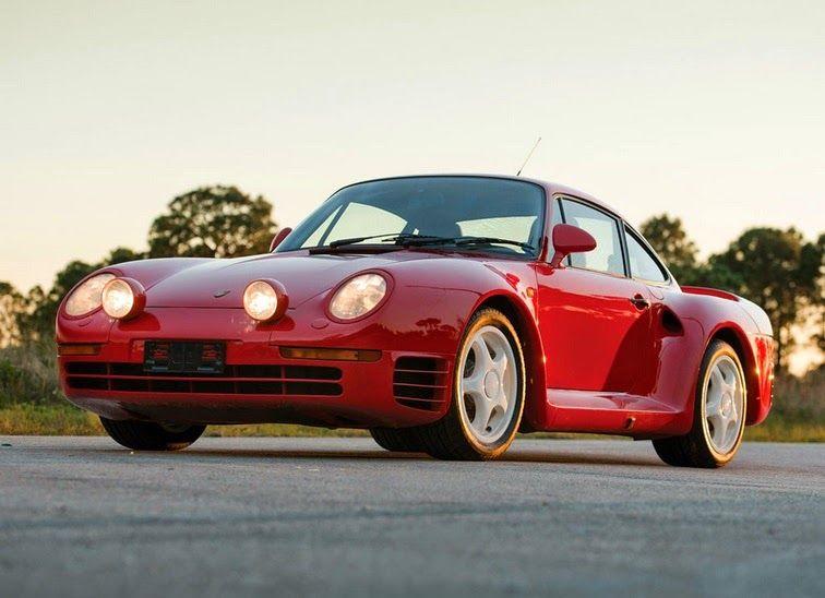 World Of Classic Cars: Porsche 959 'Vorserie' 1986 - World Of Classic Car...