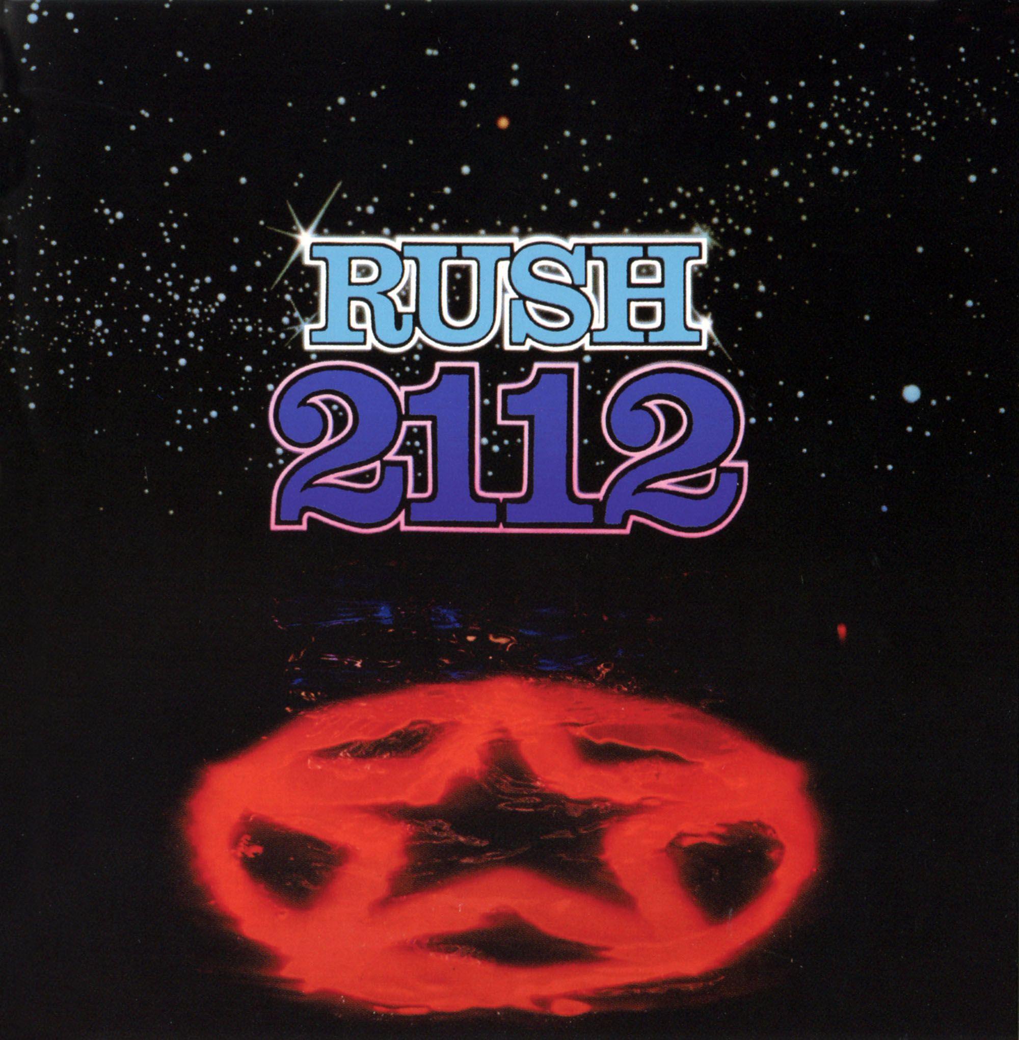 Rush Album Cover Art 2112 Album Artwork Click Any Image