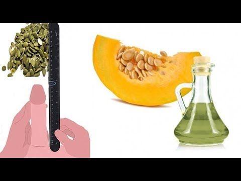 تكبير حجم العضو الذكري في وقت قصير جدا بزيت اليقطين 12 فائدة مذهلة لزيت اليقطين او القرع Youtube Youtube Novelty Decor