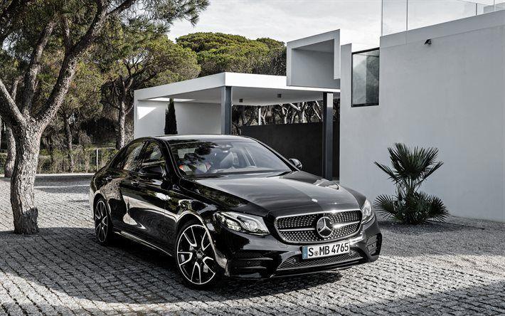 Telecharger Fonds D Ecran Mercedes Benz E Class Amg 2017 W213 Noir E Class Voitures Allemandes Mercedes Besthqwallpapers Com Mercedes Mercedes Amg Mercedes Benz