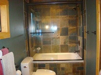 Small Bathroom Jet Tub jet tub with shower. can you say aaaaawwwweeessssooommmeeee | <<my