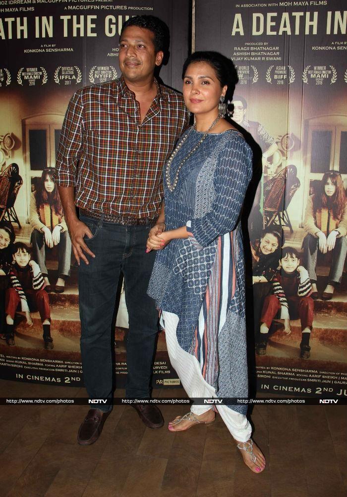 , Konkona Sen Sharma And Kalki Koechlin Headline Screening Of A Death In The Gunj, Anja Rubik Blog, Anja Rubik Blog