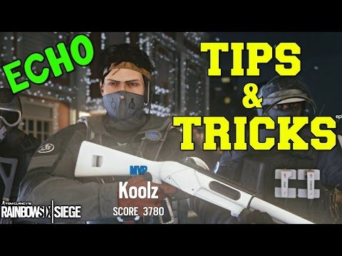 ECHO GUIDE - Rainbow Six Siege Tips and Tricks (Red Crow DLC