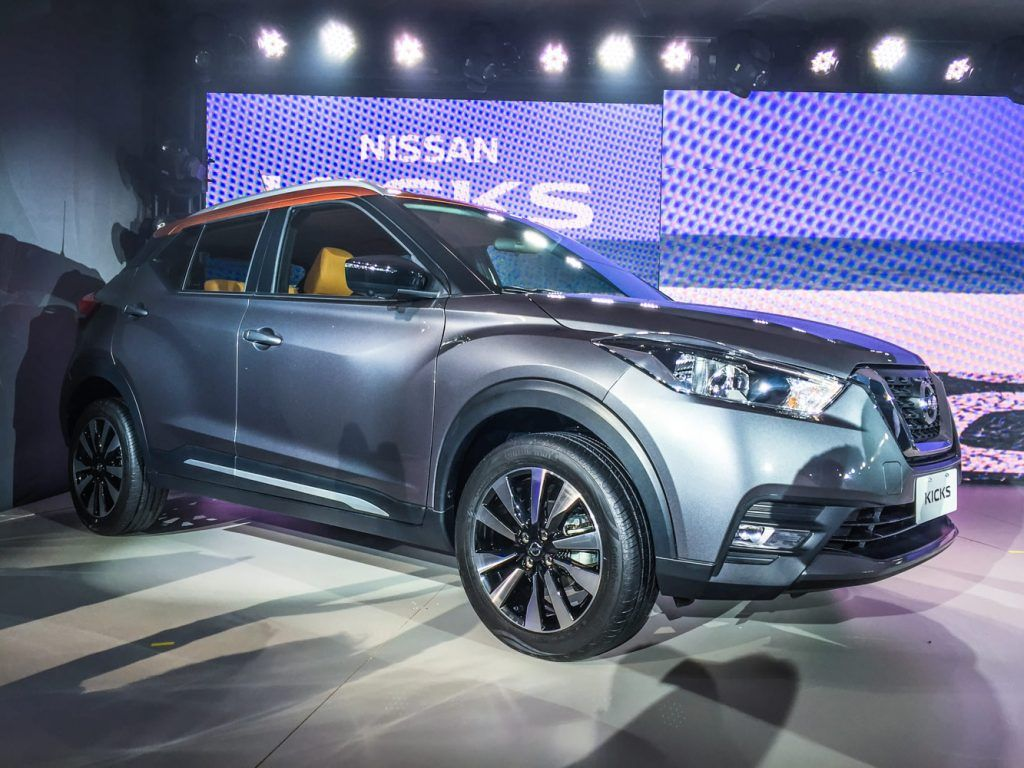"""#Nissan wants """"gold medal"""" with the Nissan #Kicks -"""