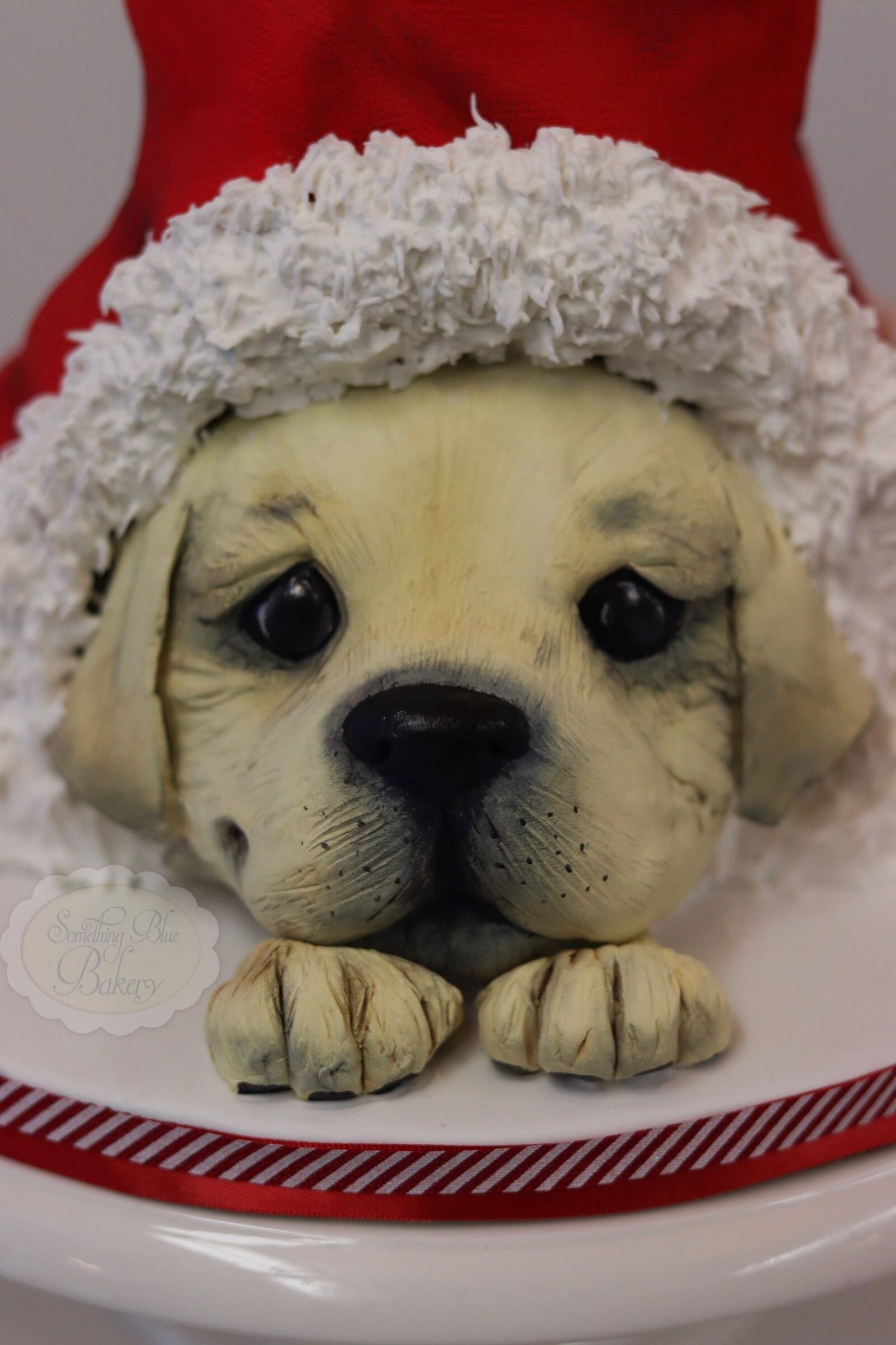 Holiday puppy cake holiday puppies puppy cake puppies