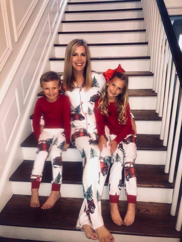 2019 - Christmas Pajamas Final Pre-Order Now-Sep 1 for Nov Delivery, Christmas Pajamas,Christmas Truck Pajamas,Organic Pajamas,Polar Express #pictureplacemeant