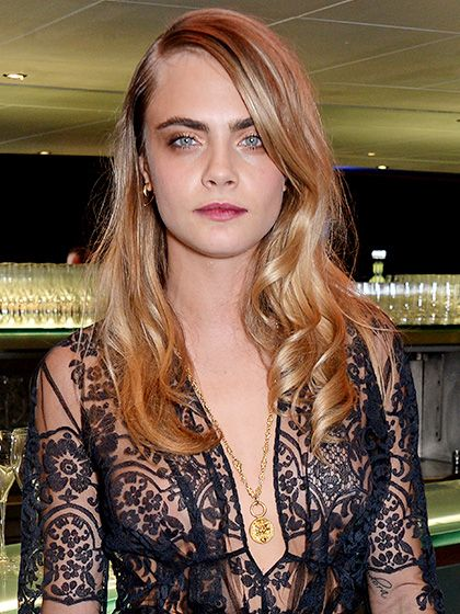 9 times Cara Delevingne won the 