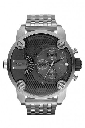 Diesel Little Daddy heren horloge DZ7259 | JewelandWatch.com