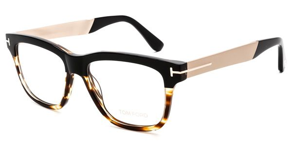 dfba7f92d5 Tom Ford FT5372 005 Eyeglasses