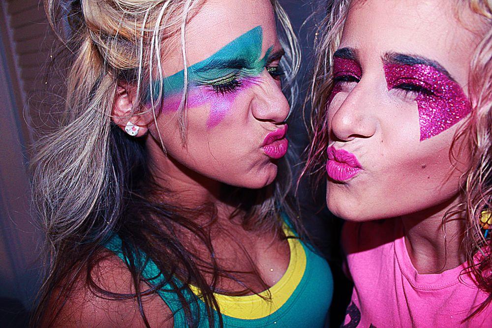 Ke$ha makeup@ stasha flannery