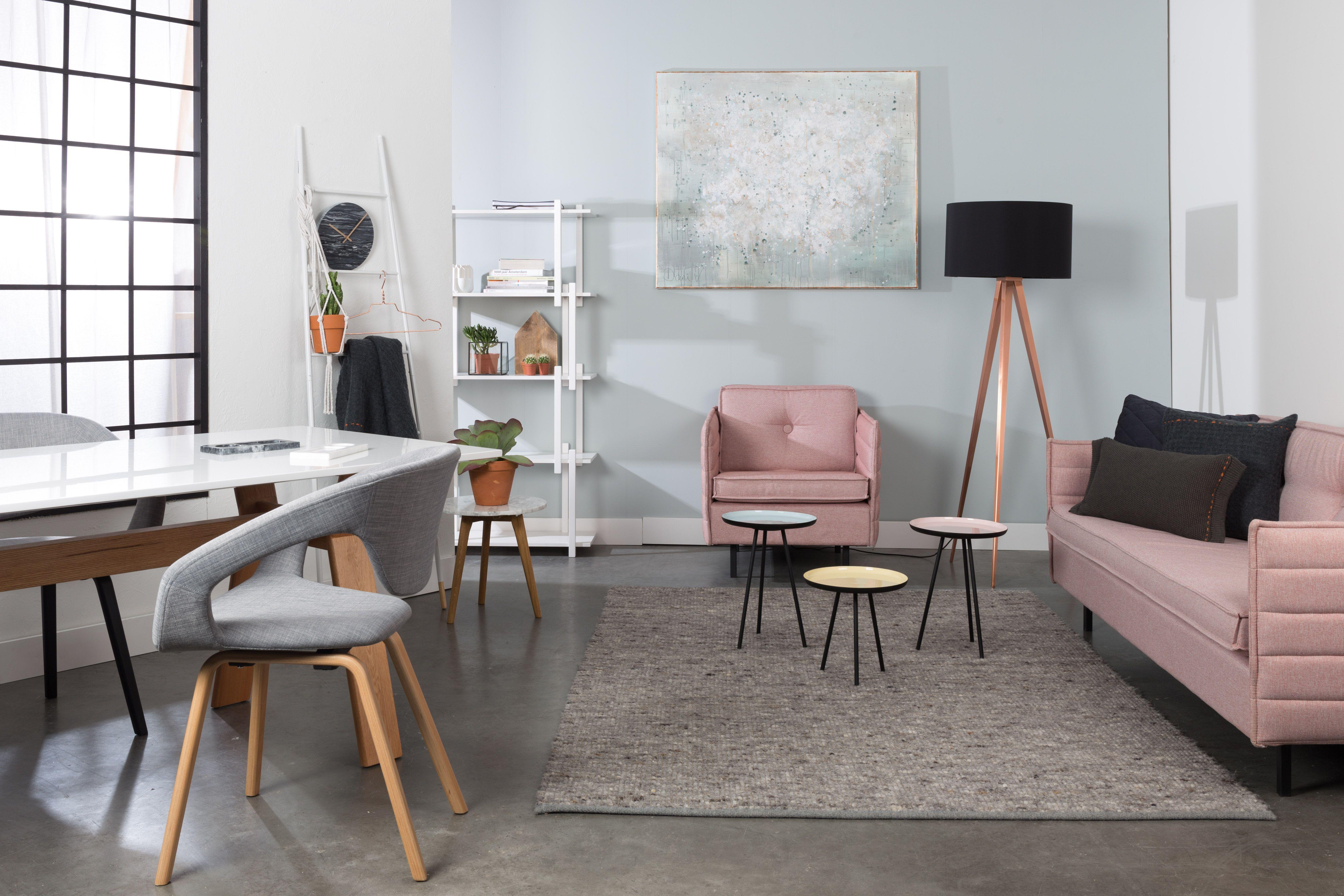 intérieur moderne et chic avec du mobilier de la marque Zuiver. Très ...