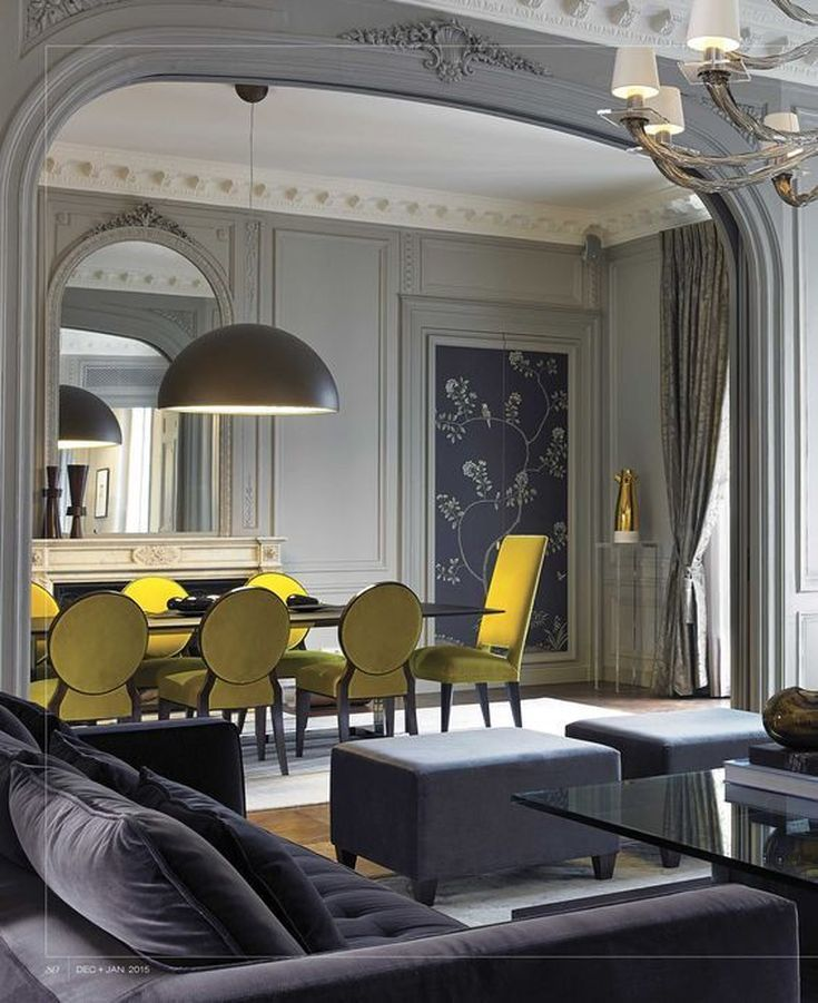 25 Elegant And Exquisite Gray Dining Room Ideas: Get Inspired With These Fabulous Dining Rooms In Gray