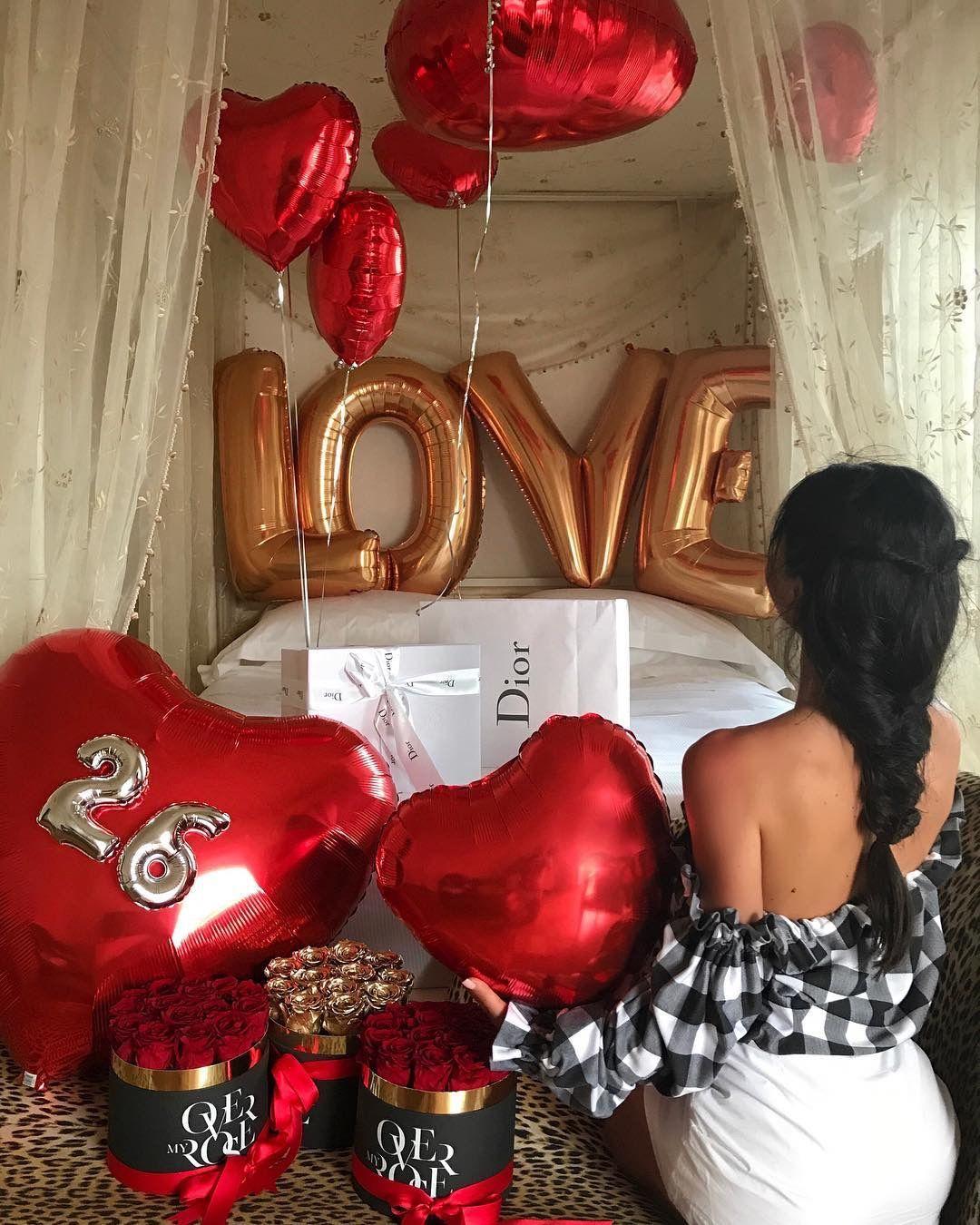 ∘mzcocogirl ∘ Romantic birthday, Valentines birthday