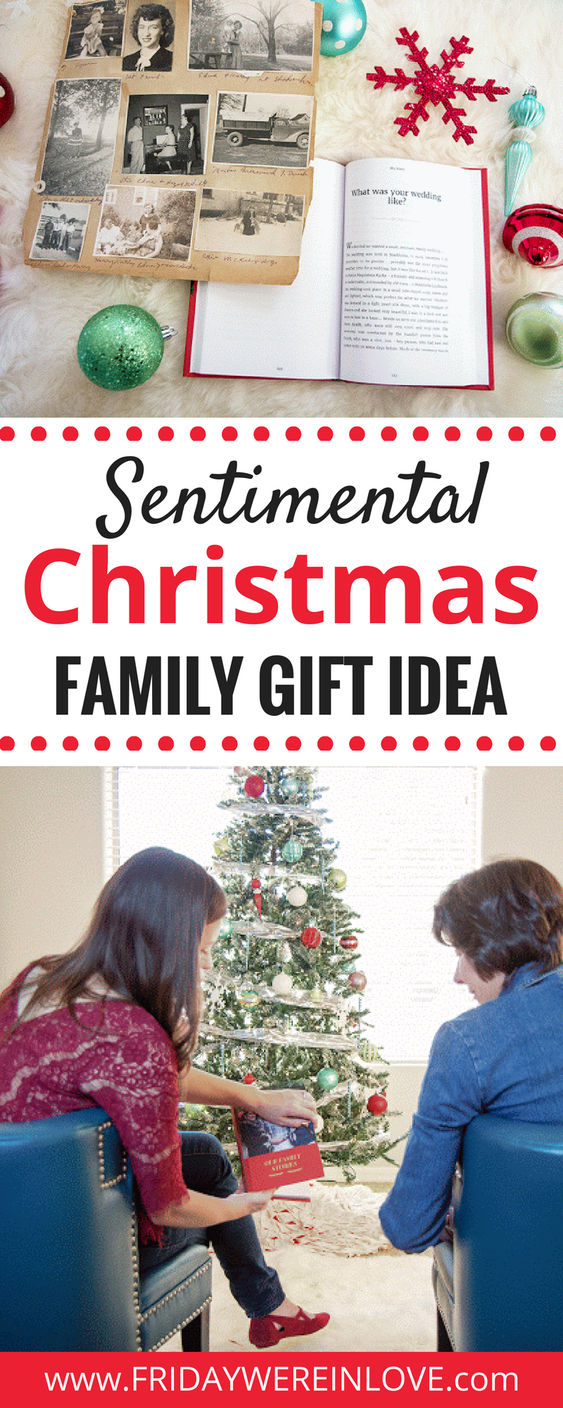 The Easiest, Most Sentimental Gift You Can Give This Holiday Season ...