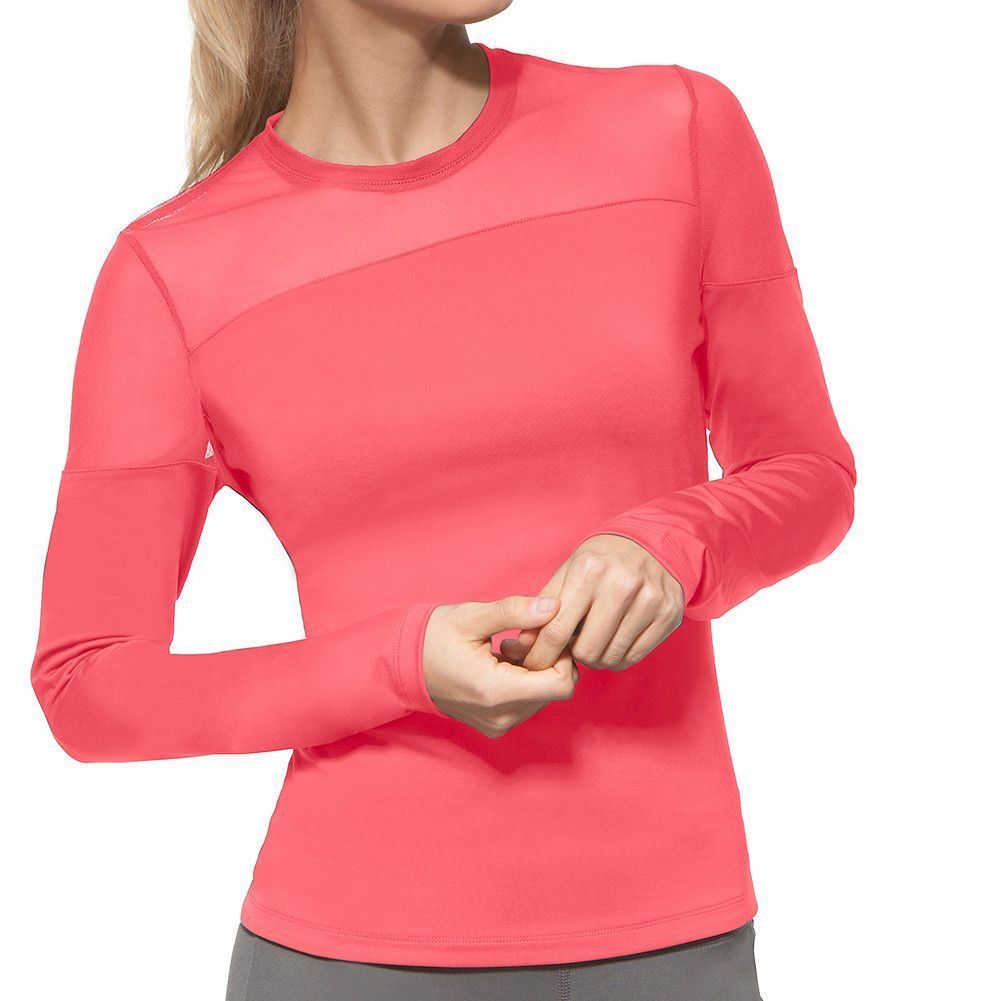 Illusion Long Sleeve Top by Fila