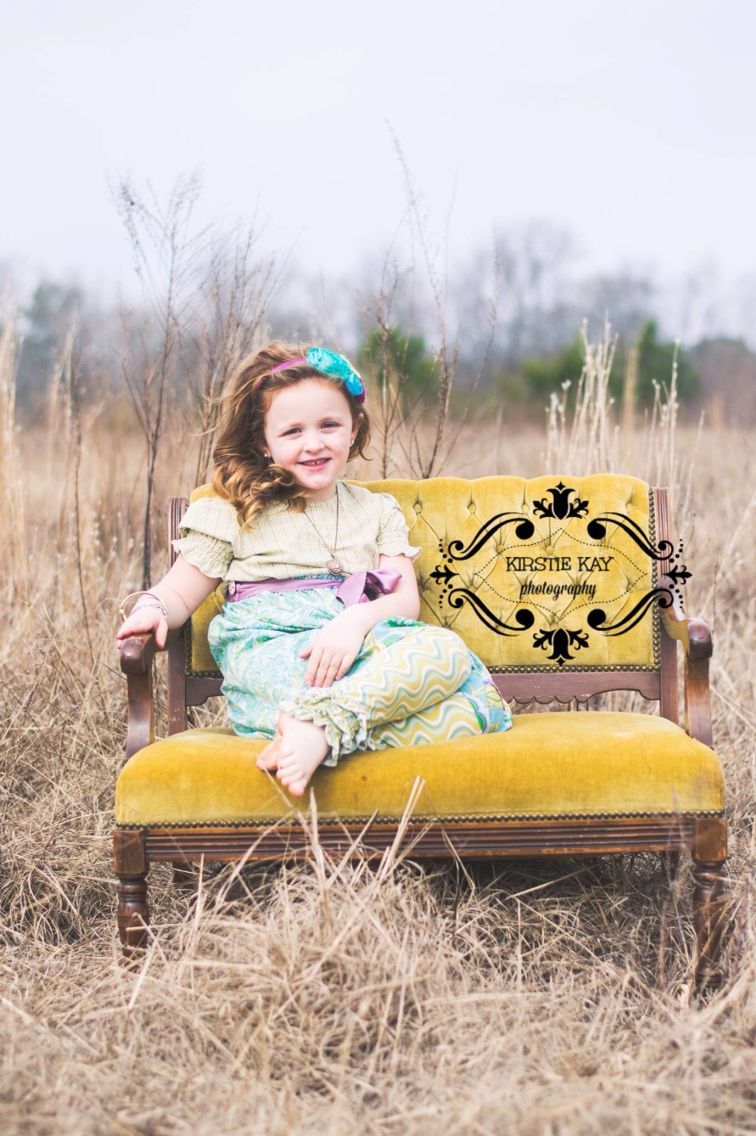Kirstie Kay Photography | Children Photographer | 5 Year Old Girl