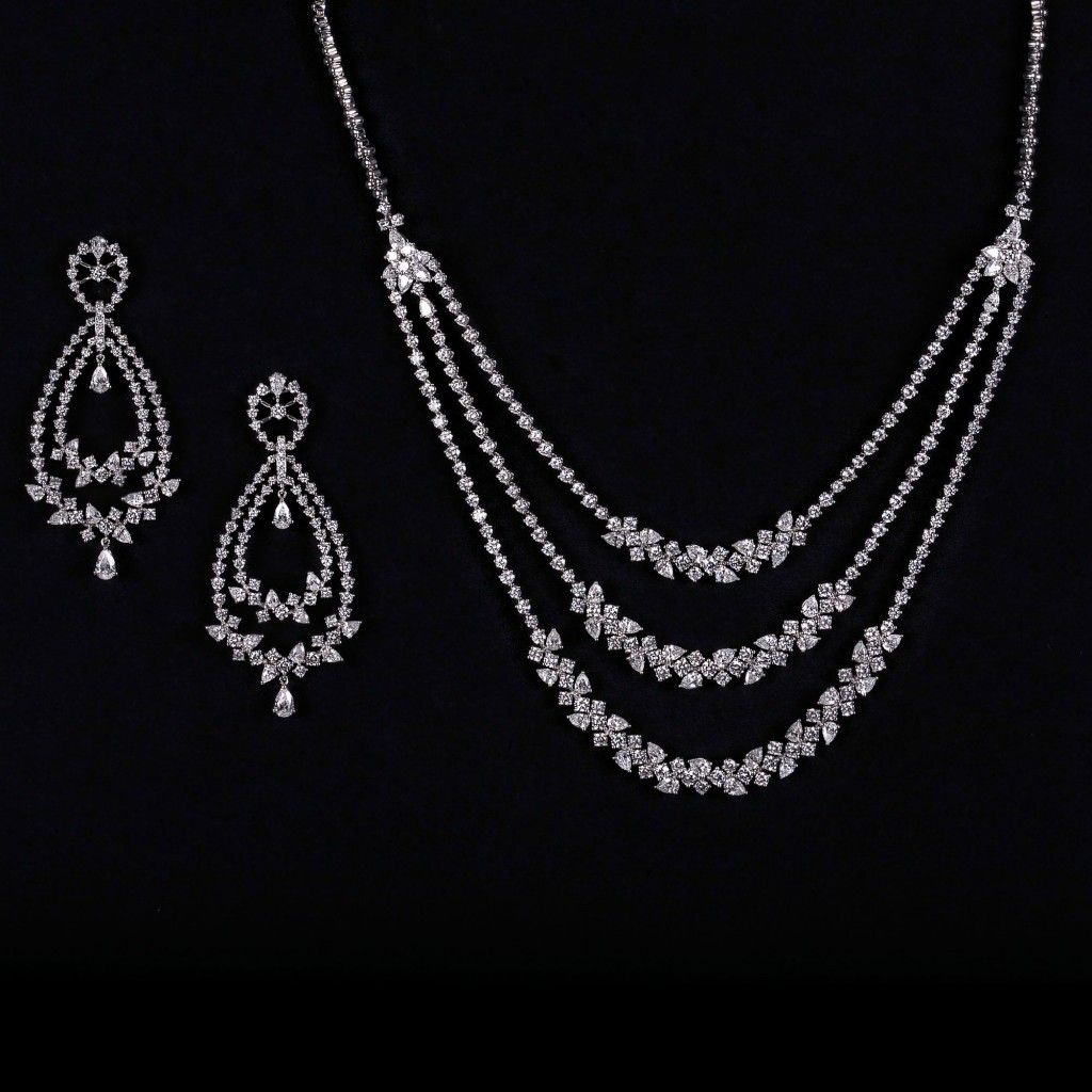 New PC Jeweller Indian Bridal Diamond Jewelry Sets 2014 (6 ...