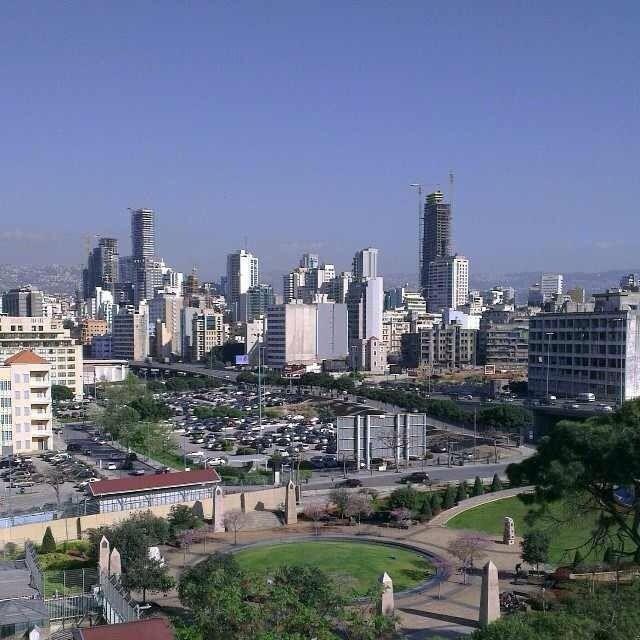 Broadstone Skyline Houston Tx: LEBANON, #UNDER C-Beirut: ''Sama Beirut''