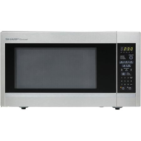 Home Countertop Microwave Stainless Steel Microwave Countertop