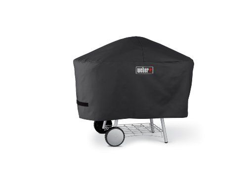 Full Length Heavy Duty Vinyl Cover To Protect Your One Touch Platinum Charcoal Grill 2010 Model Year Bbq Cover Grill Cover Charcoal Grill