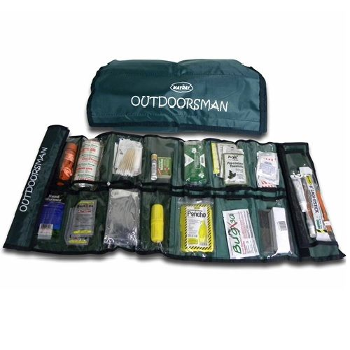 Great for Survival Kits and Camping Outdoorsman Kit