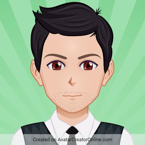 Created on Create avatar, Create