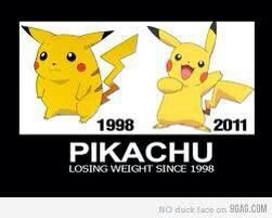 Pikachu #anime #manga