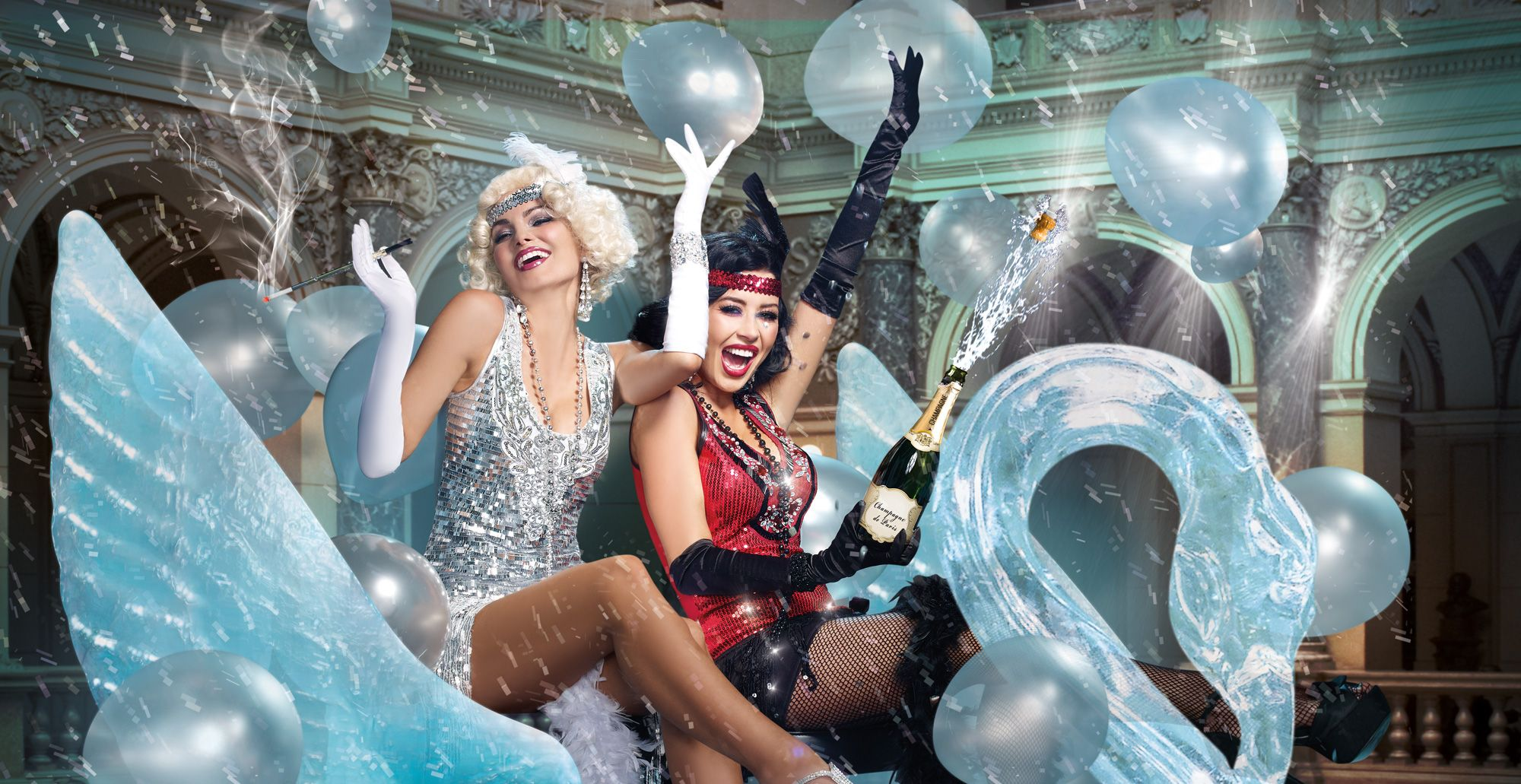 Party Til You Drop - Great Gatsby Costumes, Gatsby Fancy Dress ...