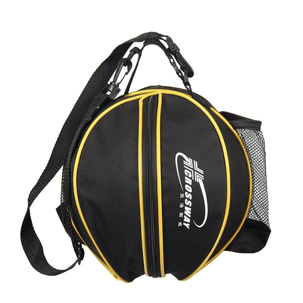 Crossway Brand Outdoor Sports Shoulder Portable Bag Case Soccer Ball Bags Football Volleyball Basketball Bag Training Equipment In 2020 Basketball Bag Basketball Training Equipment Portable Bag