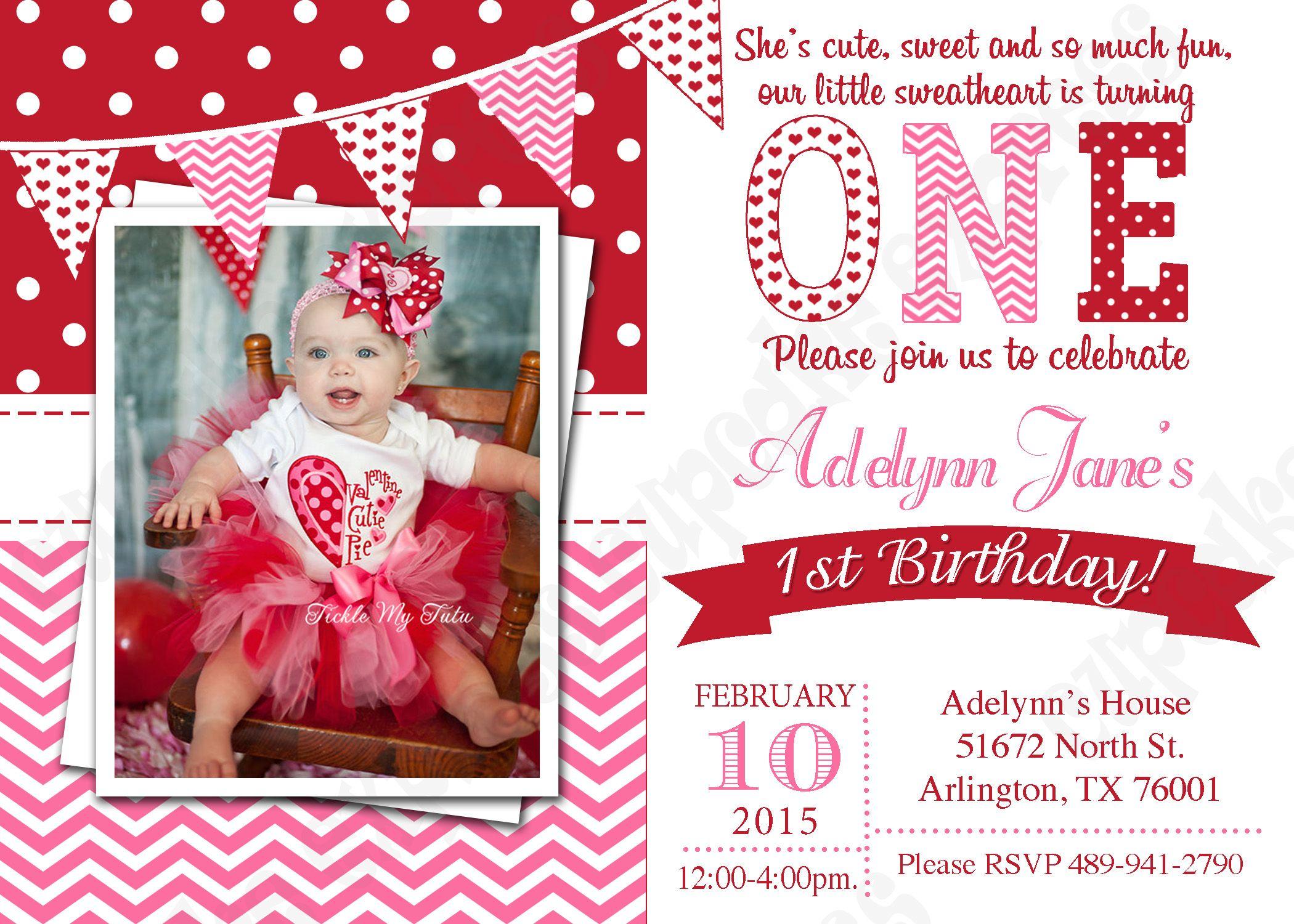 Amazing 1st Year Birthday Invitations Mold - Resume Ideas ...