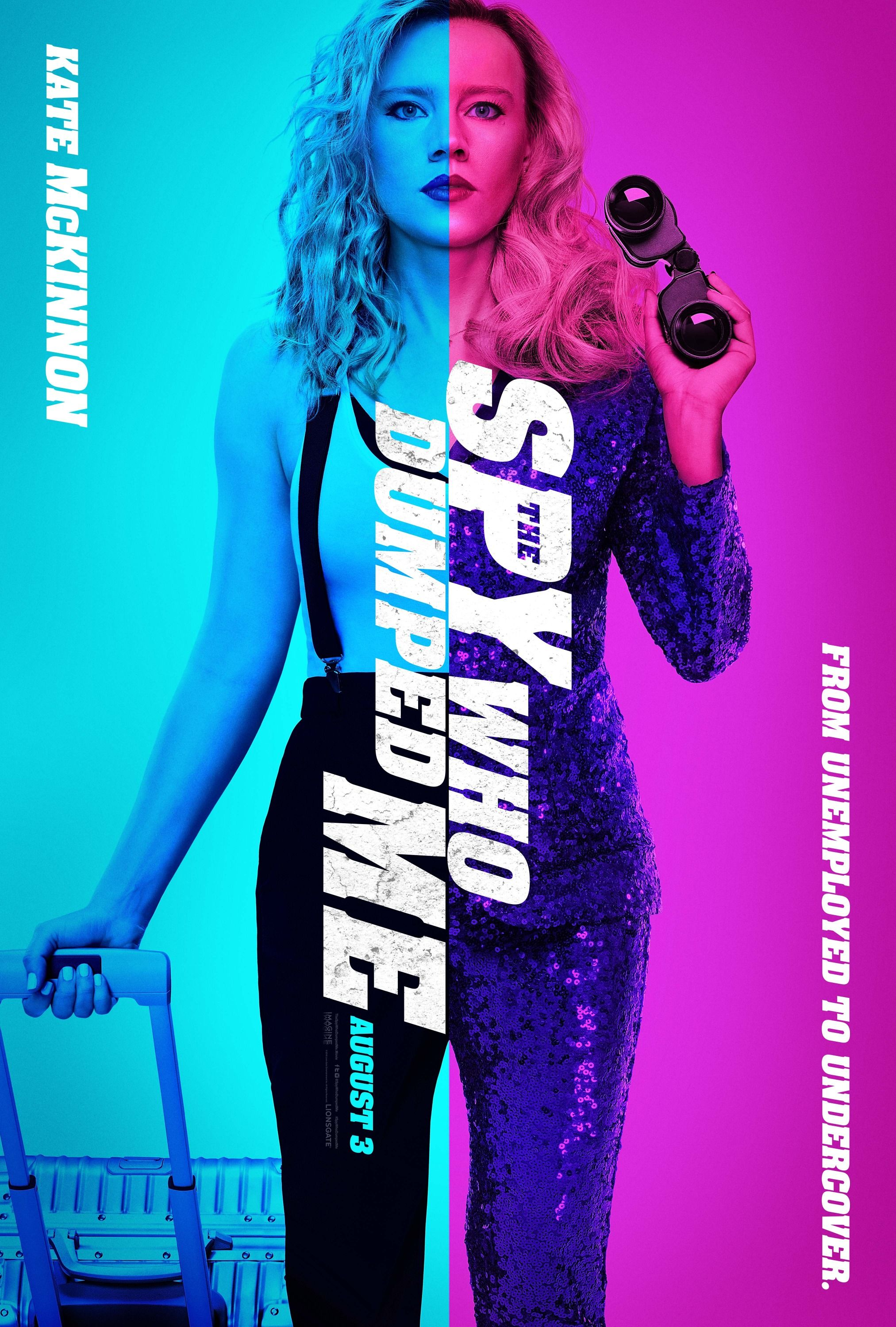 The Spy Who Dumped Me Full Movies Online Free Kate Mckinnon