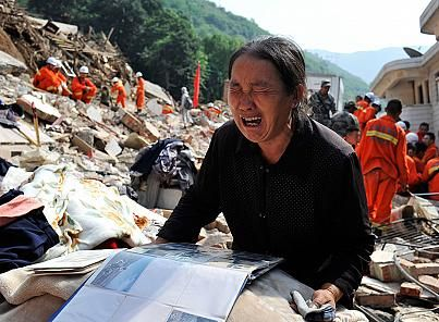 China earthquake death toll close to 600 | euronews, world news