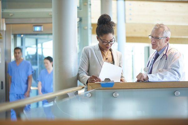 How To Become A Hospital Administrator A Brief Rundown Of A Hospital Admi Healthcare Administration Healthcare Administration Career Electronic Health Records