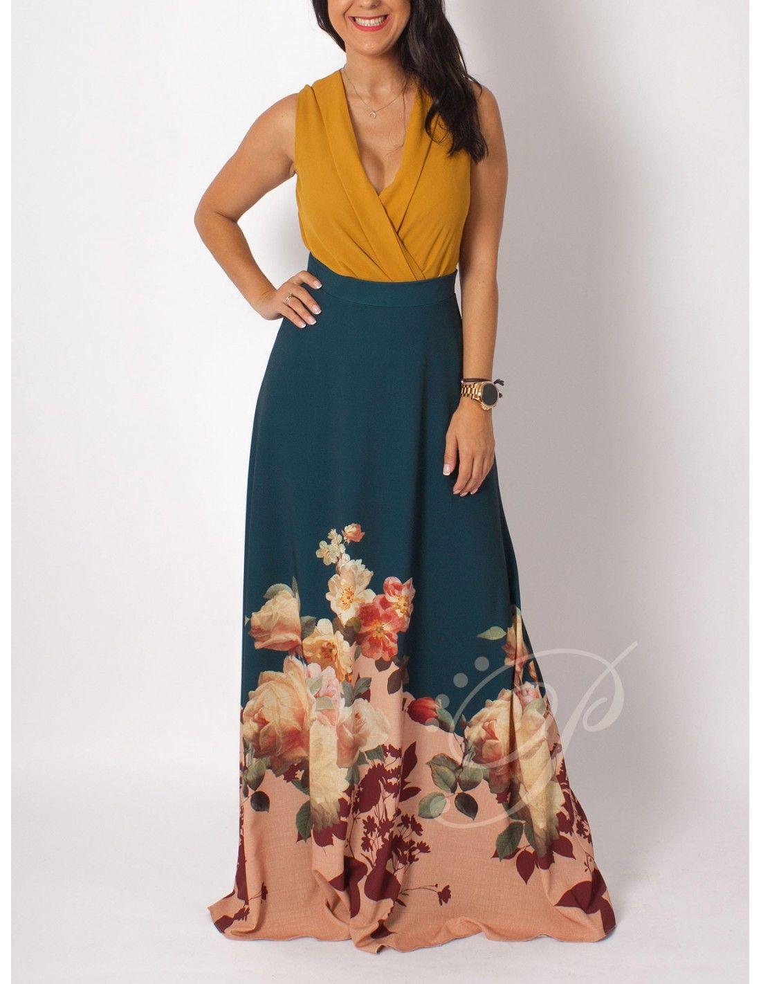 8bb8c788c Falda Mara en 2019   MODA FIESTA   Faldas, Vestidos elegantes y Vestidos