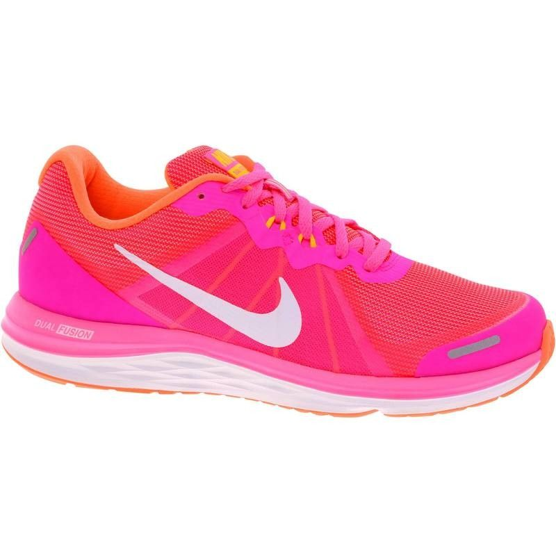 RUNNING Running Chaussures - DUAL FUSION X2 NIKE - Femme ...