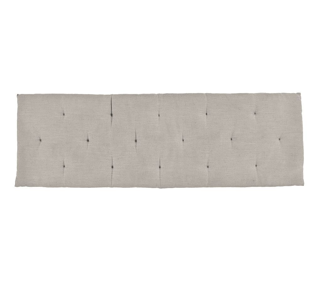 Samantha Tufted Bench Cushion Tufted Bench Bench Cushions Tufted Storage Bench