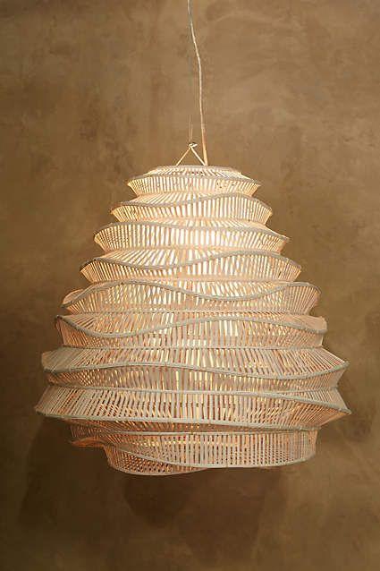 Bamboo cloud chandelier pinterest anthropologie chandeliers and bamboo cloud chandelier anthropologie aloadofball Images