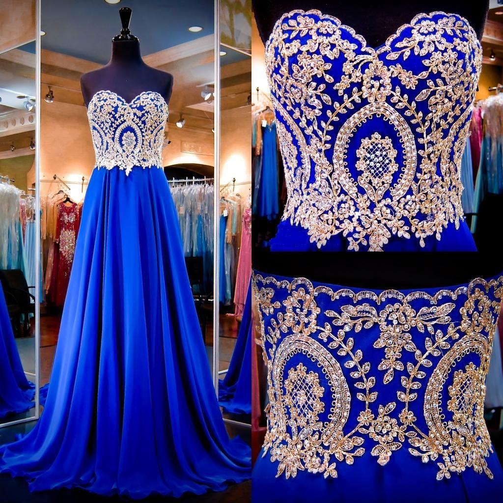 Best 25 Royal Blue Evening Gown Ideas On Pinterest