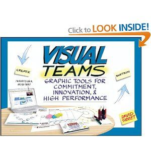 Visual Teams: Graphic Tools for Commitment, Innovation, and High Performance: Amazon.co.uk: David Sibbet: Books