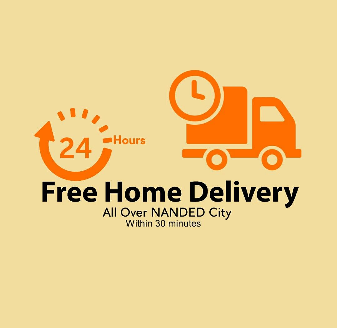 Free Home Delivery Tiffin Service Nanded Retail Logos