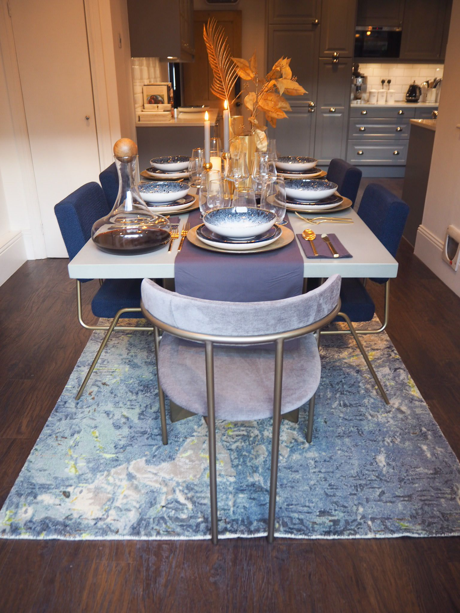 My Dining Table Update With West Elm West Elm Dining Table West