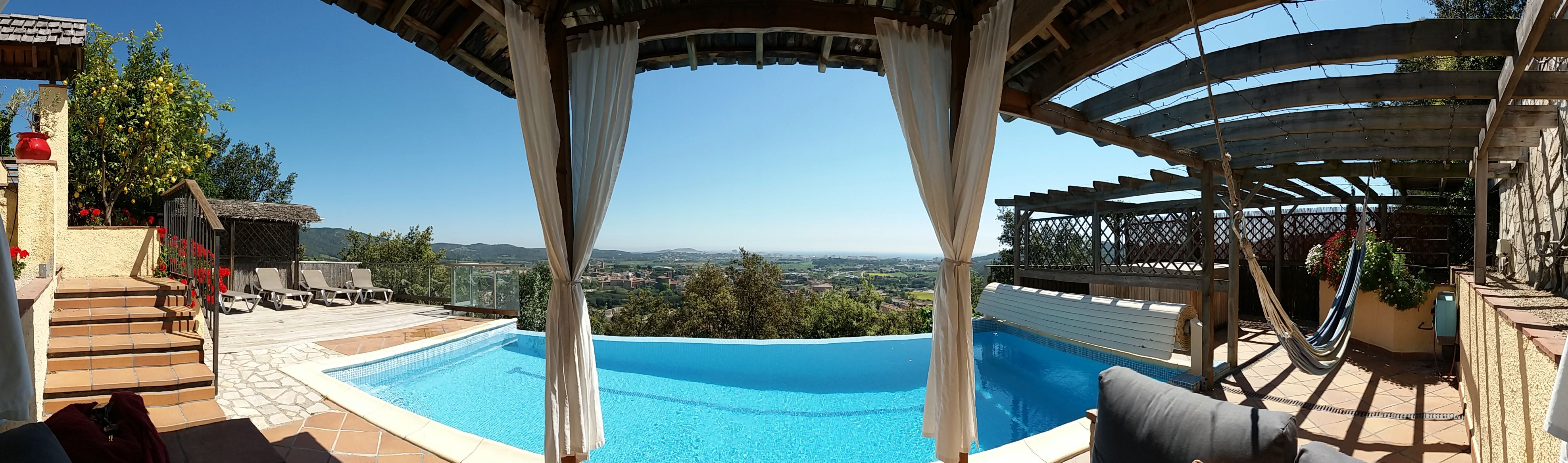 Pool Terrace With Views Rental Villa Ownersdirect