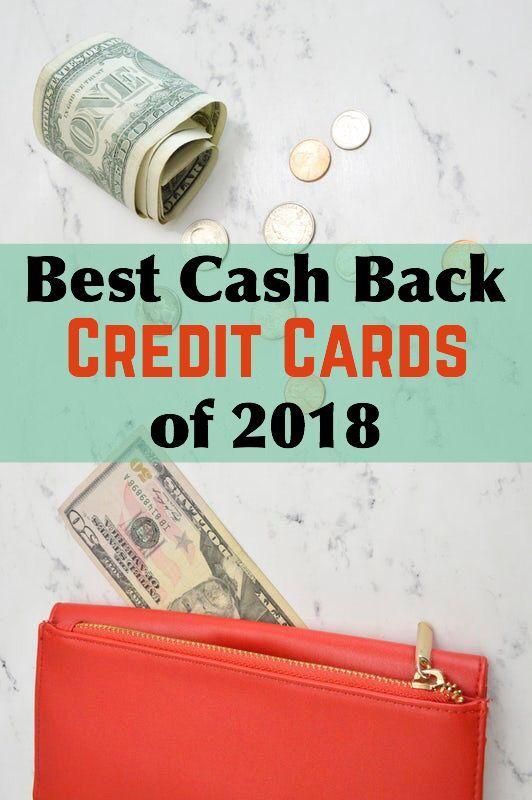 Best Cash Back Credit Cards of 2018 bradsdeals