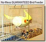 No Mess Scatter-free Bird Feeder $21.00