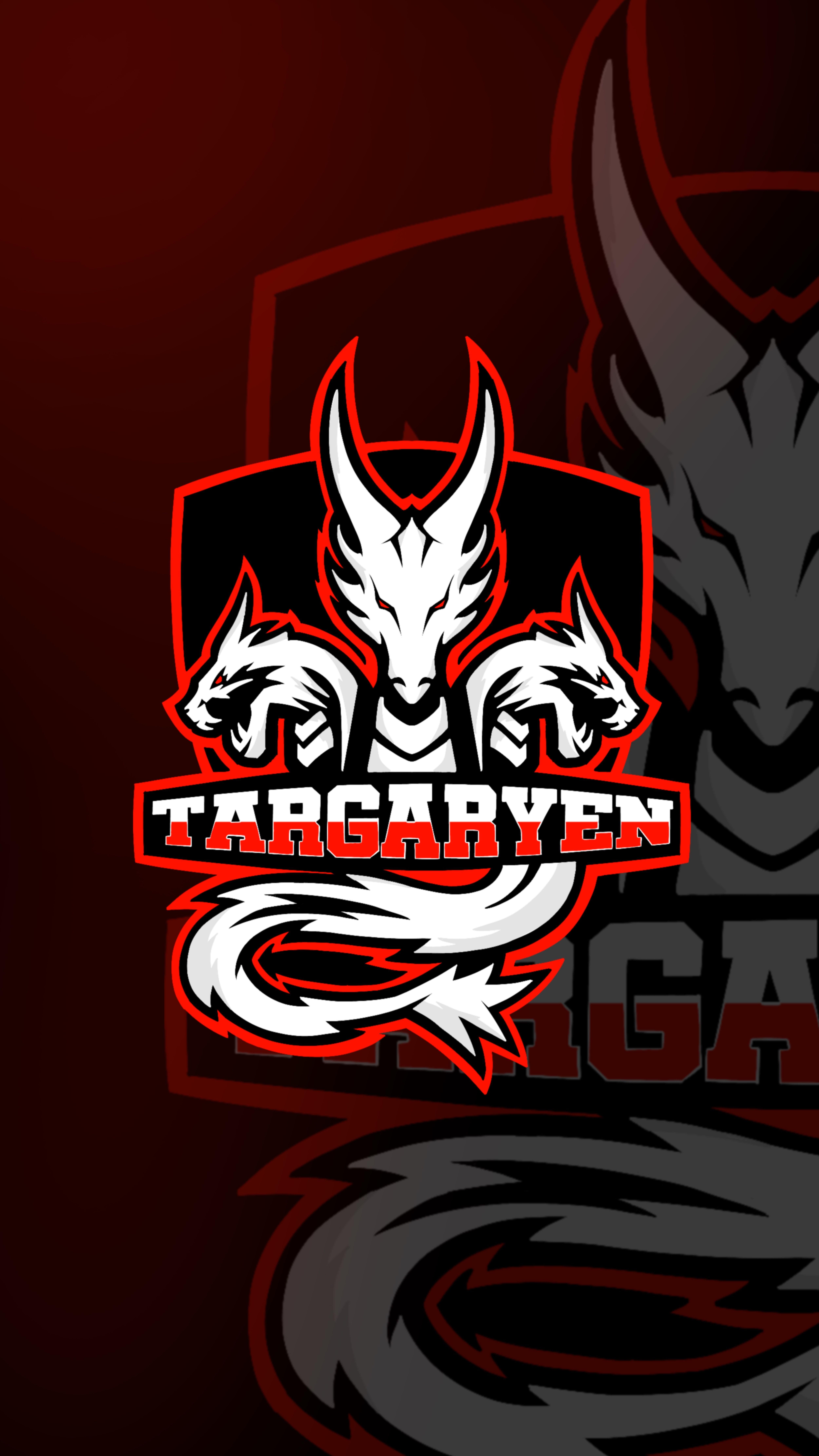 E Sports Logo Inspired Targaryen Logo